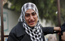 Growing anger in Gaza City