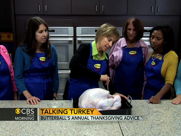 Turkey demystified: Butterball experts offer Thanksgiving help