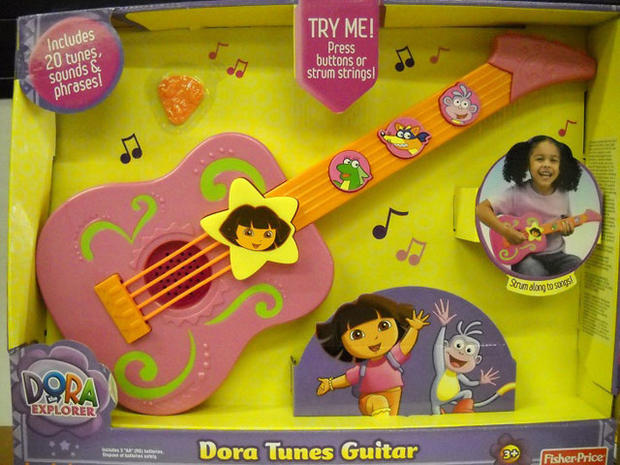 """""""Trouble in Toyland:"""" 14 potentially dangerous toys"""