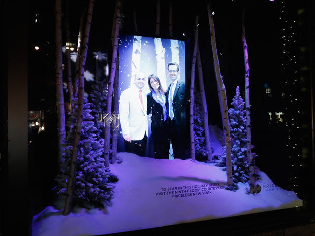 Holiday windows 2012