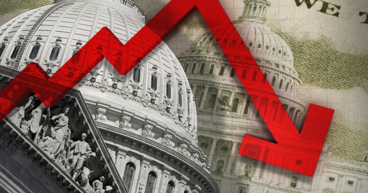 Why U.S. stocks have fallen 7 days in a row - CBS News
