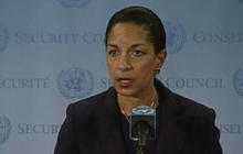 Susan Rice speaking out on Libya attack