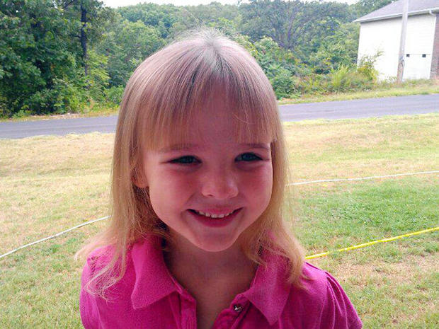 Arkansas girl allegedly slain by neighbor