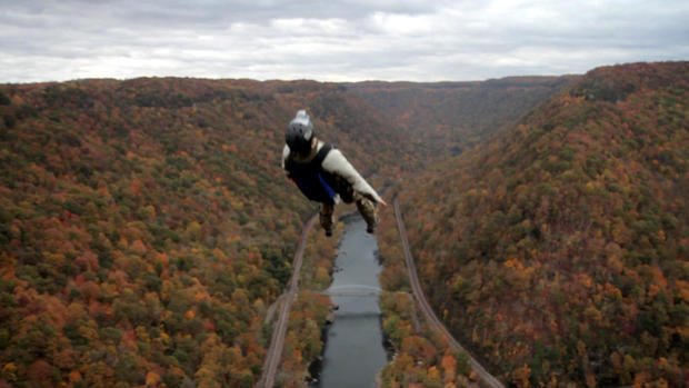 BASE jumping leaps into mainstream