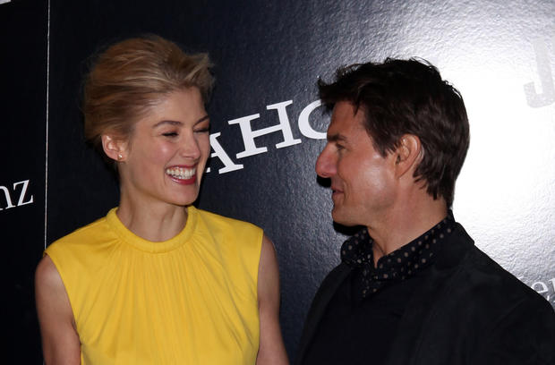 """Jack Reacher"" premieres in London"