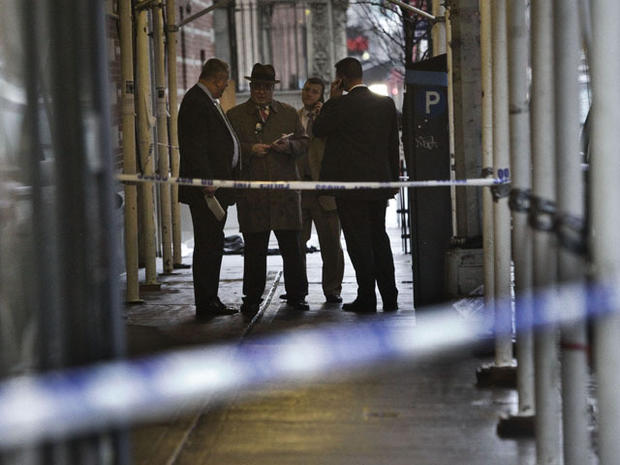 Calif. man executed near Central Park in NYC