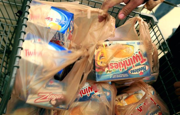 Last shipment of Hostess Twinkies
