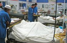 Emergency: Afghanistan's donation-based hospital
