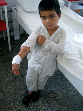 Emergency: Afghanistan's donation-based hospital