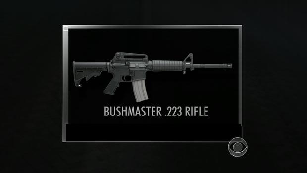 一支.223突击步枪