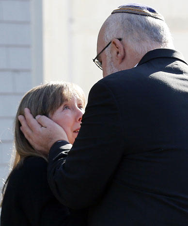 Vigils for Conn. school shooting victims
