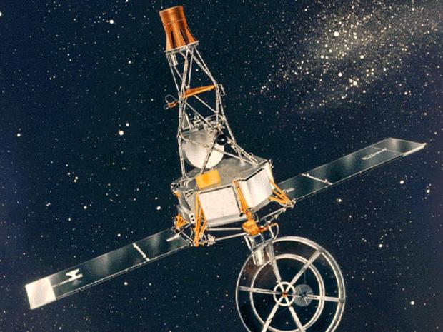 NASA Mariner 2 spacecraft