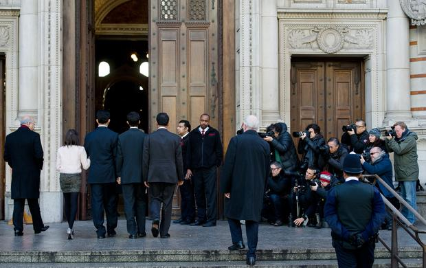 Family mourns nurse in duchess hoax