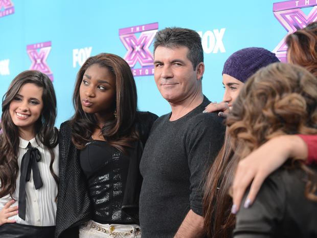 """The X Factor""  season finale"