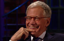 Idol worship: Letterman on Carson, Kimmel on Letterman