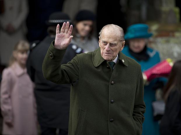 Britain's royals celebrate Christmas