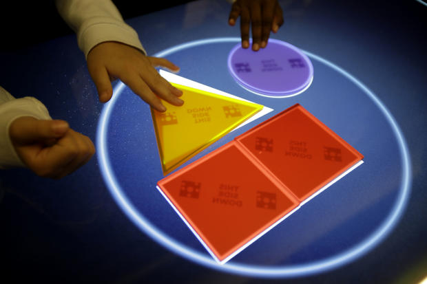 Museum of Math opens in NYC