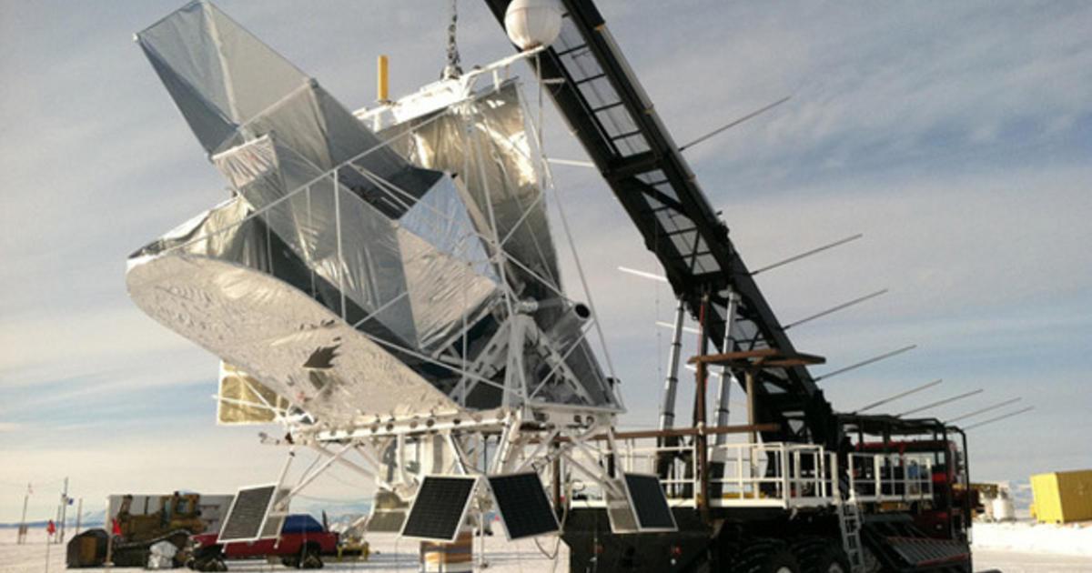 NASA launches telescope-toting balloon from Antarctica on ...