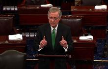 """McConnell: Senate """"very, very close"""" to a """"fiscal cliff"""" agreement"""