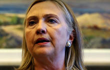 How serious is Secretary Clinton's condition?