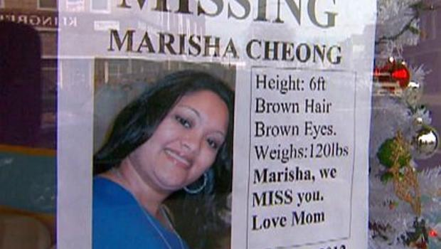 Marisha Cheong Cbs York Suspicious Text Case  City Woman Missing