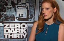 "Jessica Chastain on ""Zero Dark Thirty"""