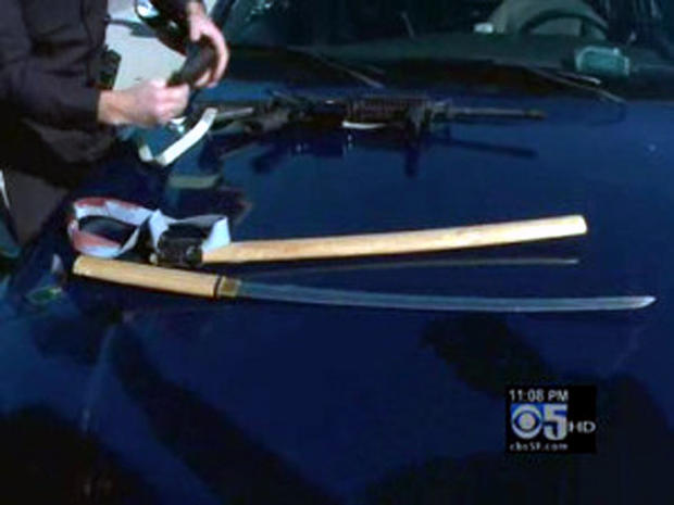 Strangest weapons used in crimes