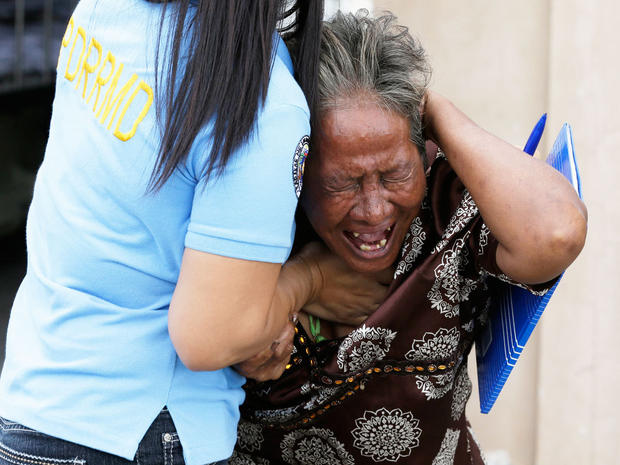 Shooting rampage in Philippines