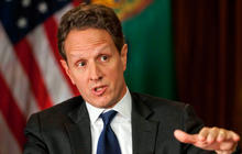 Geithner to leave Treasury Secretary post