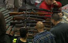 Gun sales surge after school shooting
