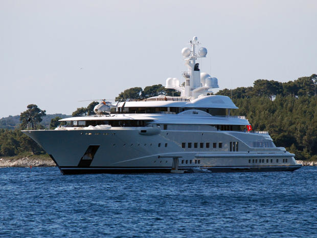 10 of the most outstanding luxury yachts