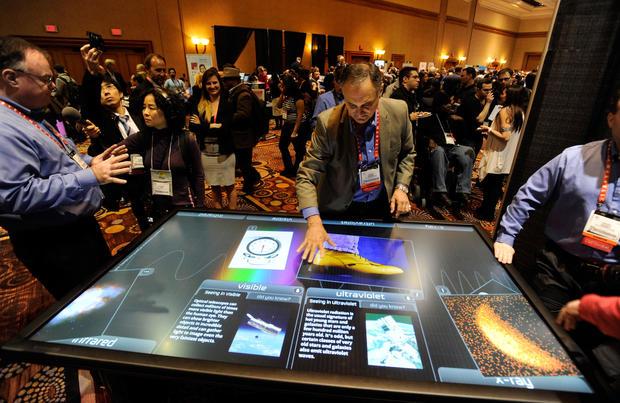 CES 2013 highlights newest tech