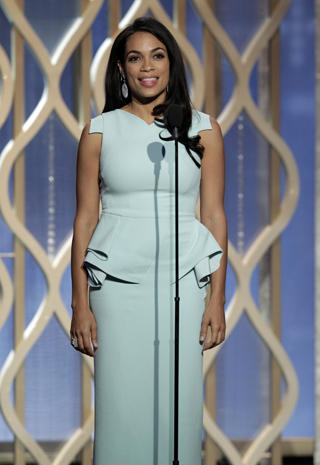 Golden Globes 2013 show highlights