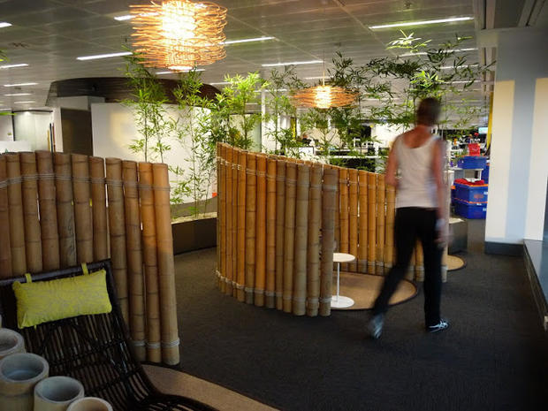 Google offices around the world