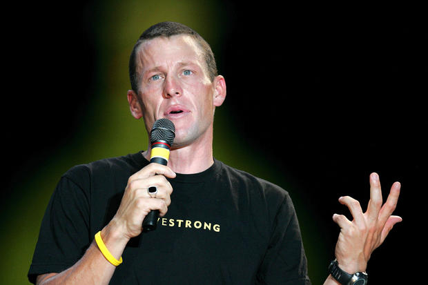 Lance Armstrong's doping denials through the years
