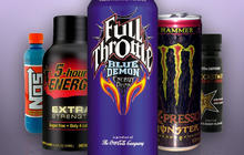 Report: Energy drink-related ER visits doubled in 4 years