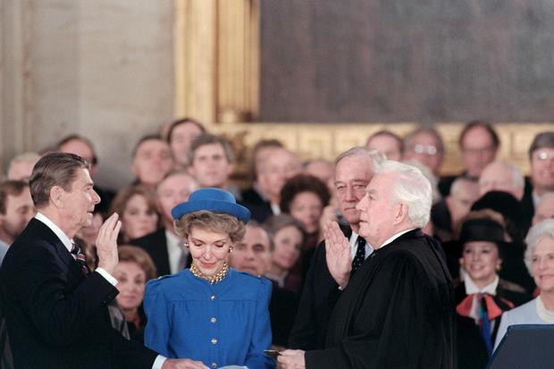 Making history at presidential inaugurations