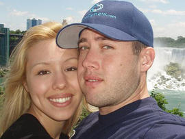 Jodi Arias and Travis Alexander