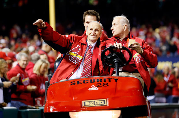 Stan Musial 1920-2013