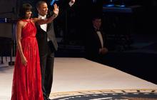 First lady Inauguration Day fashion