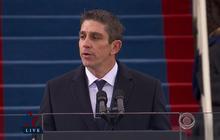Richard Blanco shares original poem at inauguration