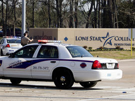 Lone Star College, texas, shooting, houston
