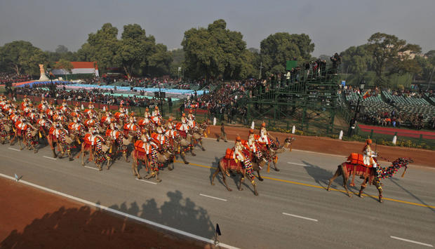 India Republic Day 2013