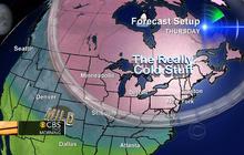 Frigid weather could precede Northeast snowstorm
