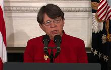 "Mary Jo White: I'll commit ""all my energies"" to being SEC chair"