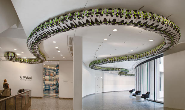 The art of Ai Weiwei