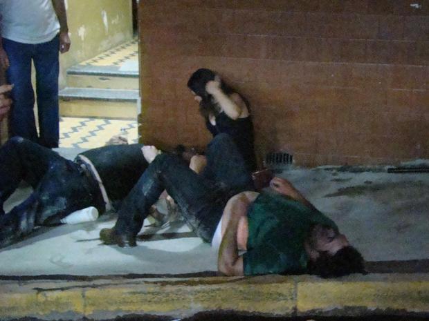 More than 200 die in Brazil nightclub fire