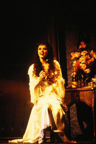 """The Phantom of the Opera"" for 25 years: The Christines"