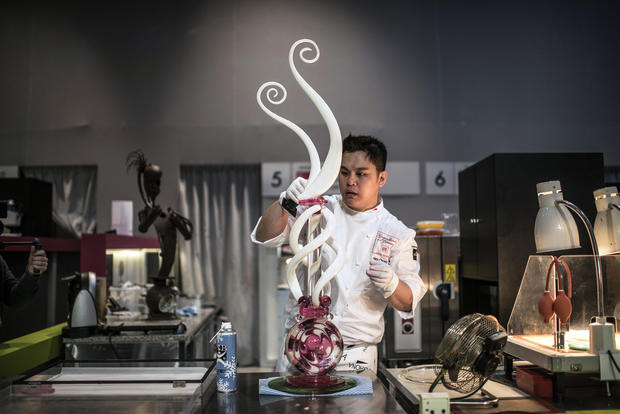 Pastry World Cup