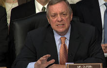 Durbin grieves 15-year-old Chicago gun victim